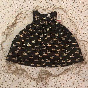 Cat & Jack duck dress